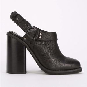 Urban outfitters Ecote leather mules
